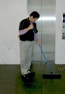 ビル・店舗クリーニング 日常清掃